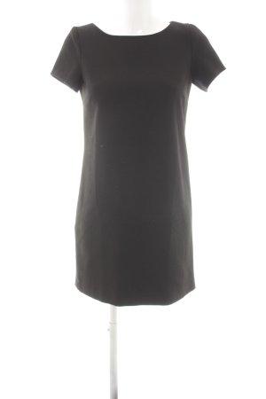 Zara Woman Etuikleid schwarz Business-Look