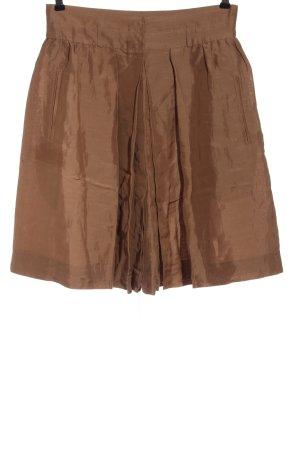 Zara Woman Glockenrock braun Casual-Look