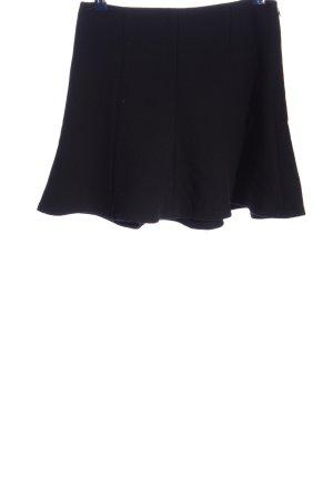 Zara Woman Glockenrock schwarz Casual-Look