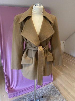 Zara Woman Gr 44 Jacke camel