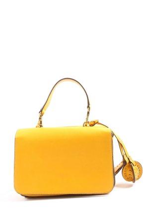 Zara Woman Handtasche blassgelb Elegant