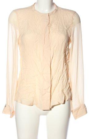 Zara Woman Hemd-Bluse creme Business-Look