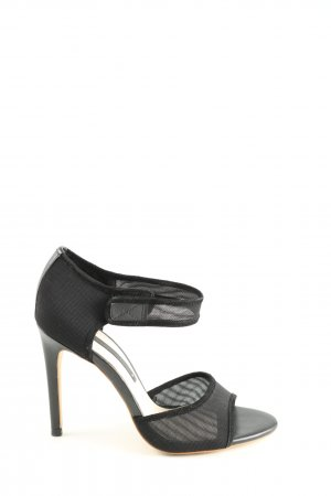 Zara Woman High Heels schwarz Casual-Look