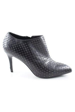 Zara Woman High Heels schwarz Business-Look