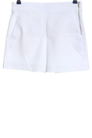 Zara Woman High waist short wit casual uitstraling