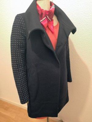 Zara Woman hochwertiger Wollmantel mit Nieten Gr. S