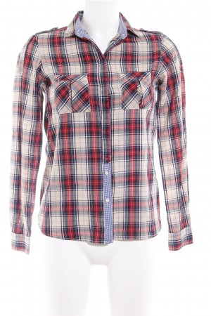 Zara Woman Houthakkershemd geruite print casual uitstraling