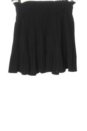 Zara Woman Gonna culotte blu stile casual