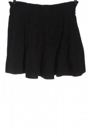 Zara Woman Hosenrock schwarz Casual-Look