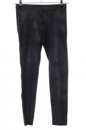 Zara Woman Jeggings nero stile casual