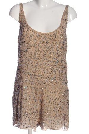 Zara Woman Jumpsuit nude Casual-Look