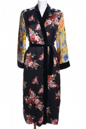 Zara Woman Kimono Blumenmuster Elegant