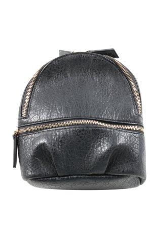 Zara Woman Plecak do przedszkola czarny W stylu casual