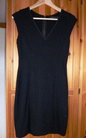 Zara Woman Kleid schwarz Größe XS goldener Reißverschluss