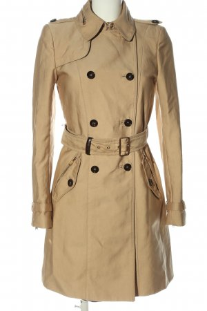 Zara Woman knielanger Mantel Trenchcoat Casual-Look