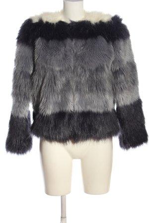 Zara Woman Giacca in eco pelliccia Colore sfumato stile casual