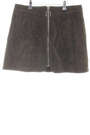 Zara Woman rock braun Casual-Look