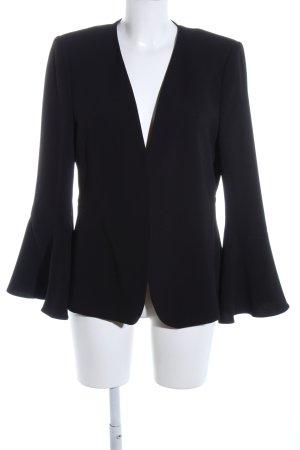 Zara Woman Short Blazer black business style