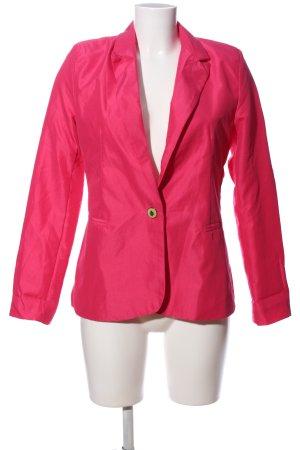 Zara Woman Kurz-Blazer pink Elegant