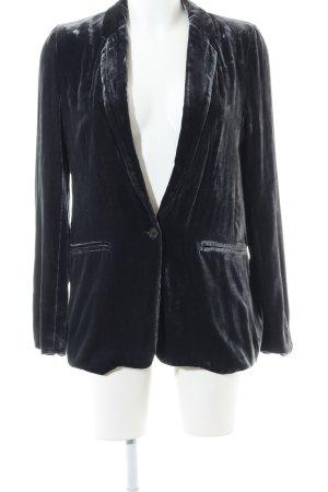 Zara Woman Kurz-Blazer schwarz Elegant