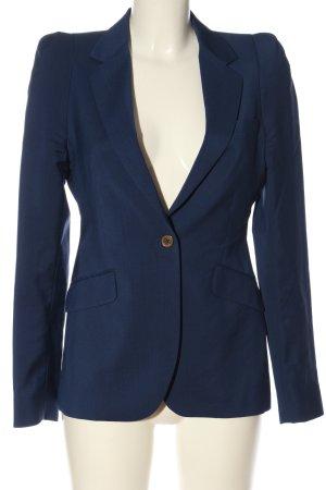Zara Woman Kurz-Blazer blau Elegant