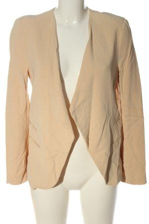 Zara Woman Kurz-Blazer creme Business-Look