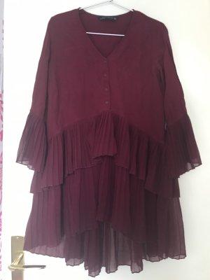 Zara Woman lange Bluse XS