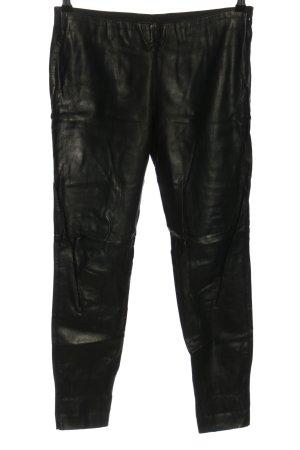 Zara Woman Leggings schwarz Casual-Look