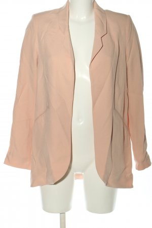 Zara Woman Long-Blazer nude Business-Look