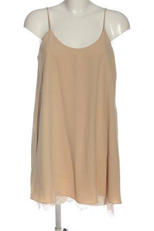 Zara Woman Longtop nude Casual-Look