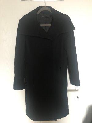 Zara Woman Winterjas zwart
