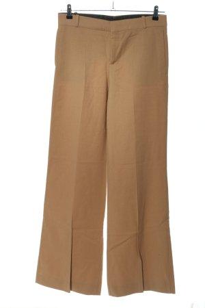 Zara Woman Marlene Trousers brown business style