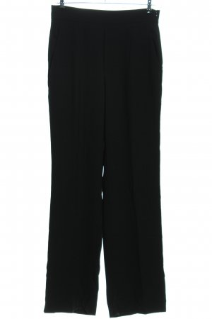 Zara Woman Marlenehose schwarz Business-Look