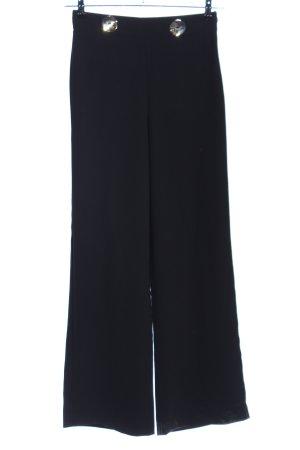 Zara Woman Marlene Dietrich broek zwart zakelijke stijl