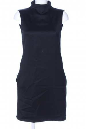 Zara Woman Midikleid schwarz Business-Look