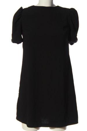 Zara Woman Minikleid schwarz Business-Look