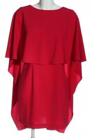 Zara Woman Minikleid rot Casual-Look