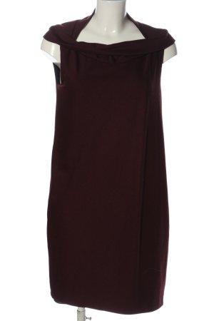 Zara Woman Minikleid rot Business-Look