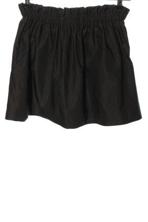 Zara Woman Minirock schwarz Casual-Look