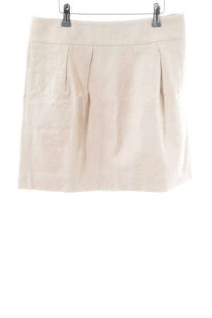 Zara Woman Minirock creme Casual-Look
