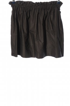 Zara Woman Minirock braun Casual-Look