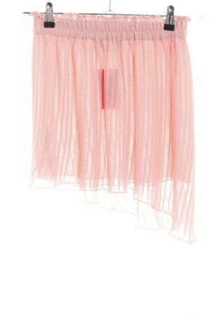 Zara Woman Minirock pink Elegant