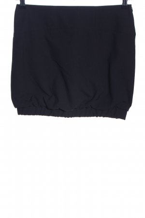 Zara Woman Minirock schwarz Casual-Look