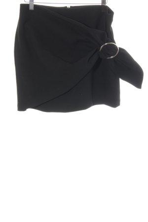 Zara Woman Minirock schwarz