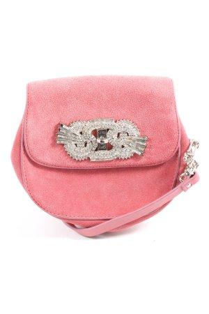 Zara Woman Mini Bag pink elegant