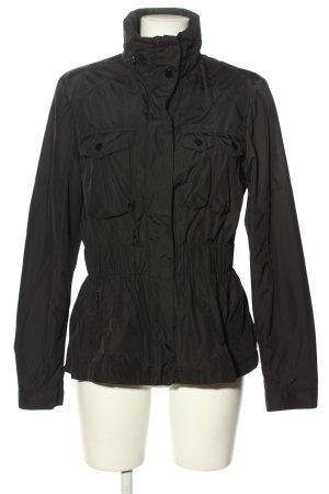 Zara Woman Outdoor jack zwart casual uitstraling