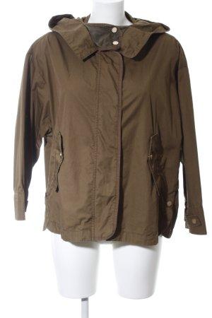 Zara Woman Outdoorjacke bronzefarben Casual-Look