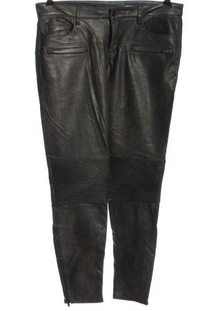 Zara Woman Röhrenhose schwarz Casual-Look