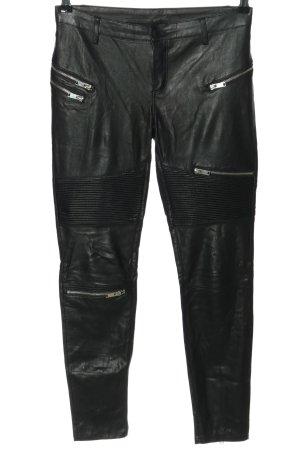 Zara Woman Röhrenhose schwarz extravaganter Stil
