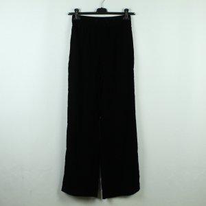 Zara Woman Marlene Dietrich broek zwart Polyester